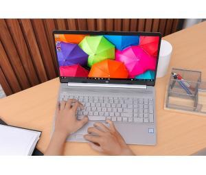 Laptop HP 15S-FQ1022TU Core i7 1065G7