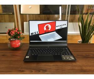 MSI Modern 14 A10M i7 10510U